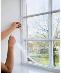 double glazing film
