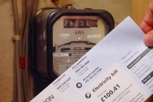 energy meter bill